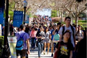 听说UCLA校园里有10类典型人群,你遇到过吗?