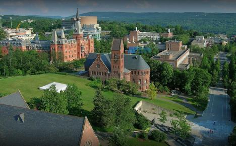 2022年康奈尔大学美国排名是多少