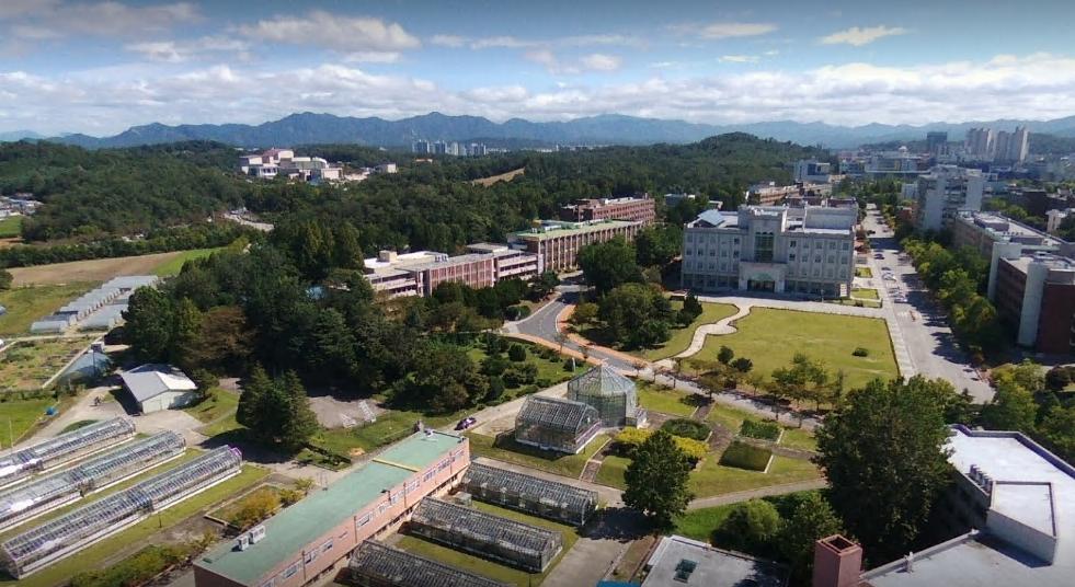 [韩国院校]  Chonbuk National  University  全北国立大学