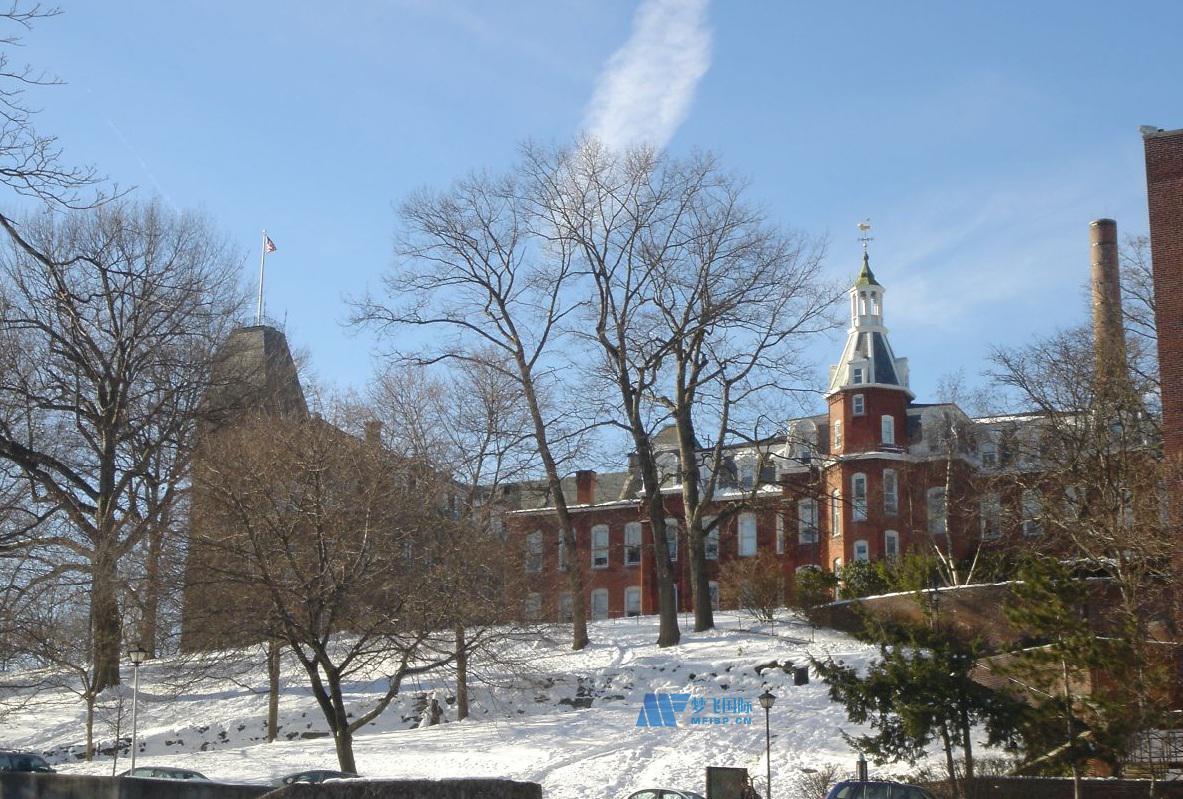 [美国院校]伍斯特理工学院  Worcester Polytechnic Institute