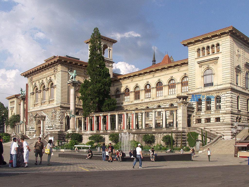 [瑞士院校] University of Lausanne 洛桑大学
