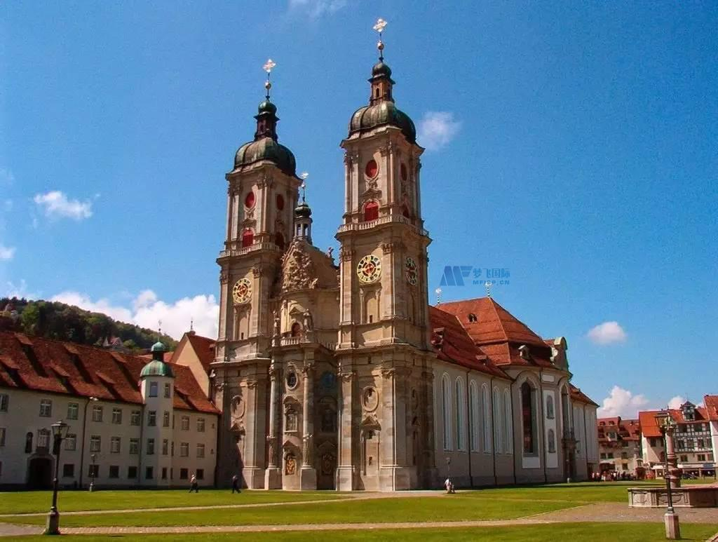 [瑞士院校] University of St. Gallen 圣加仑大学