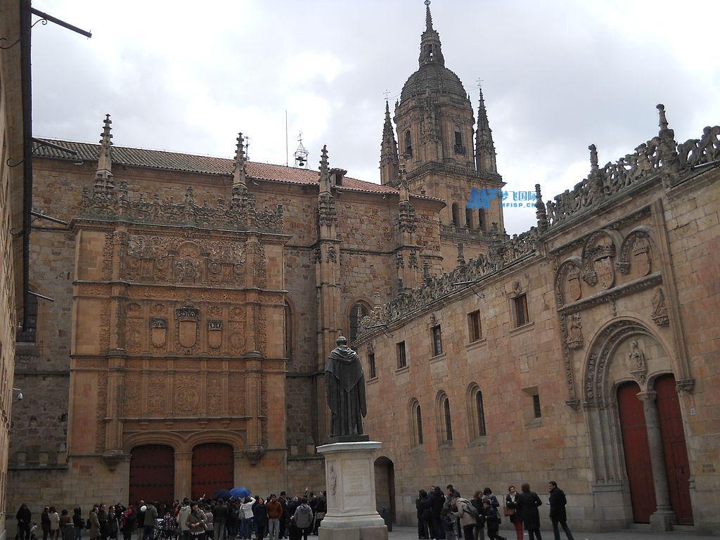 [西班牙院校] Universidad de Salamanca 萨拉曼卡大学