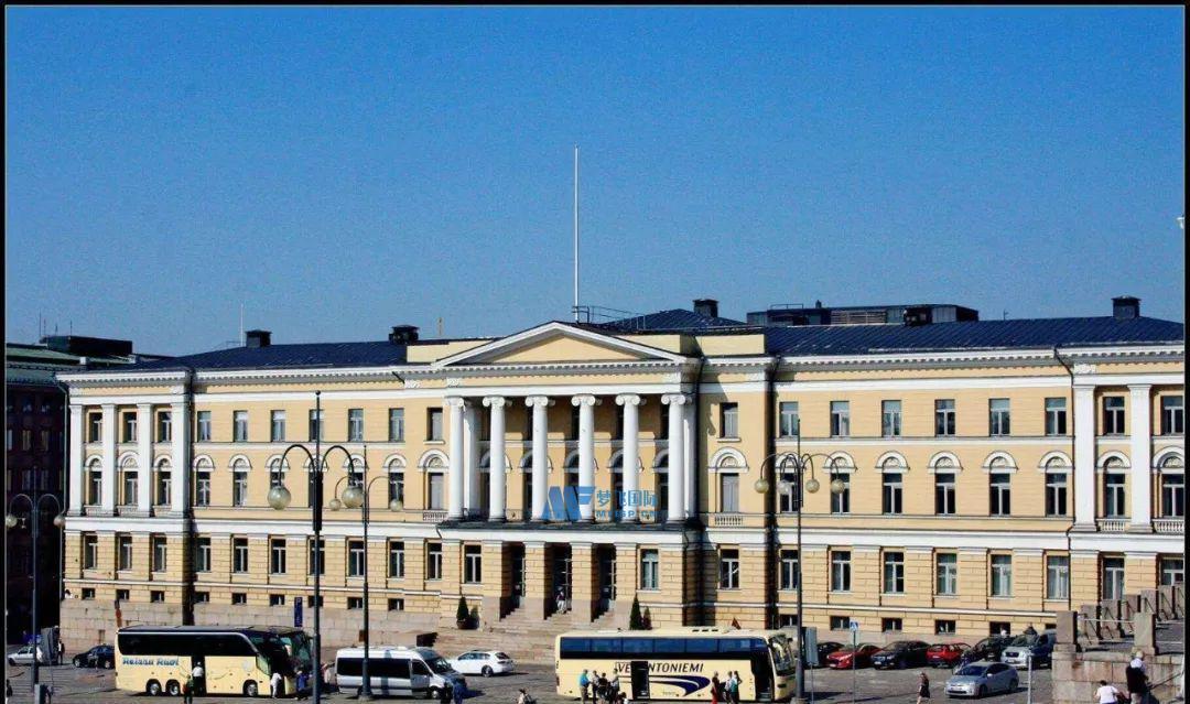 [芬兰院校] University of Helsinki 赫尔辛基大学