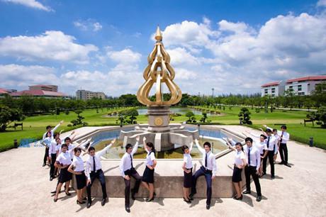 [泰国院校] Rajamangala University of Technology Thanyaburi 坦亚布里皇家理工大学