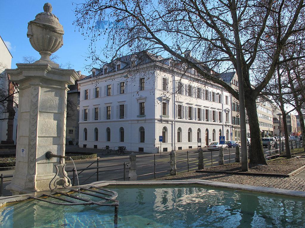[瑞士院校]  Universität Basel 巴塞尔大学