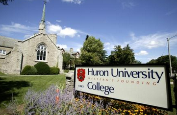 [加拿大院校]Huron University College 休伦大学学院