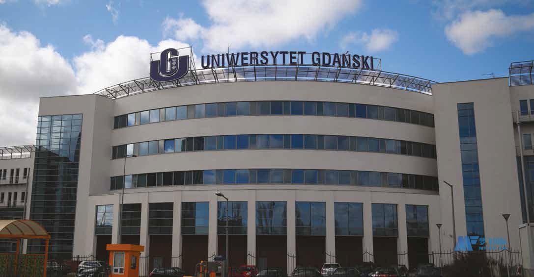 [波兰院校] University of Gdansk 格但斯克大学