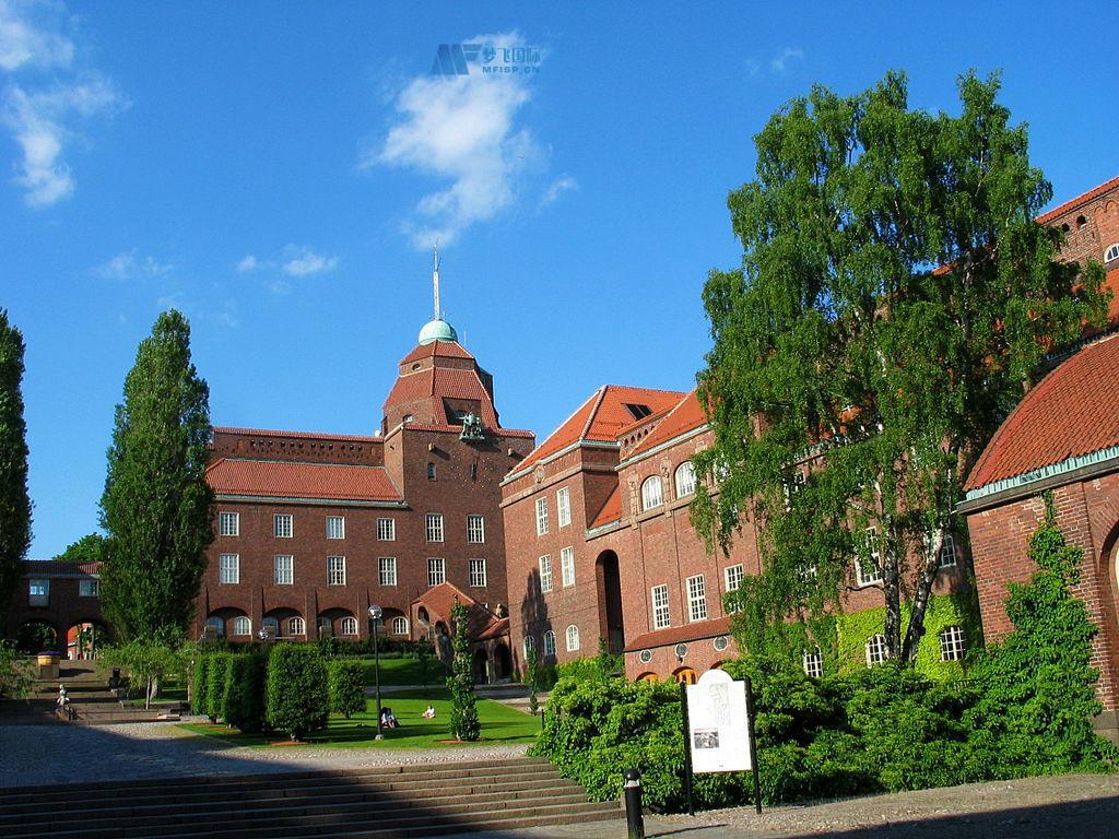 [瑞典院校] Royal Institute of Technology 瑞典皇家理工学院