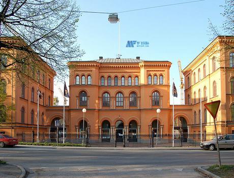 [瑞典院校] Swedish National Defence College 瑞典国防学院