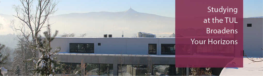 [捷克院校] Technical University of Liberec 利贝雷茨理工大学