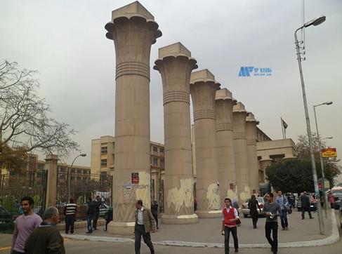[埃及院校] Ain Shams University 艾因夏姆斯大学