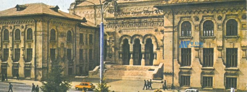 大学旧照片