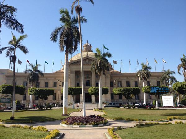 [埃及院校] Cairo University 开罗大学