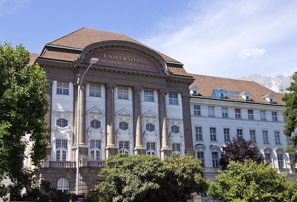 [奥地利院校] Universität Innsbruck 因斯布鲁克大学