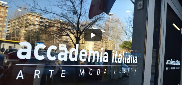 [意大利院校]  Accademia Italiana di Arte, Moda e Design(sede Roma) 意大利艺术、时尚与设计学院(罗马分校)
