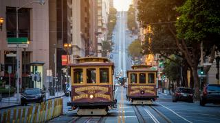 San Francisco Trolly Cars - Learn about our San Francisco Bay Area College