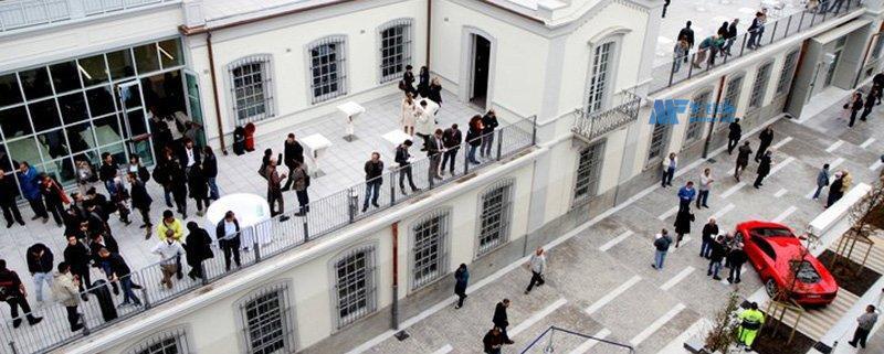 [意大利院校]  Istituto d'Arte Applicata e Design (IAAD)  IAAD应用艺术与设计学校