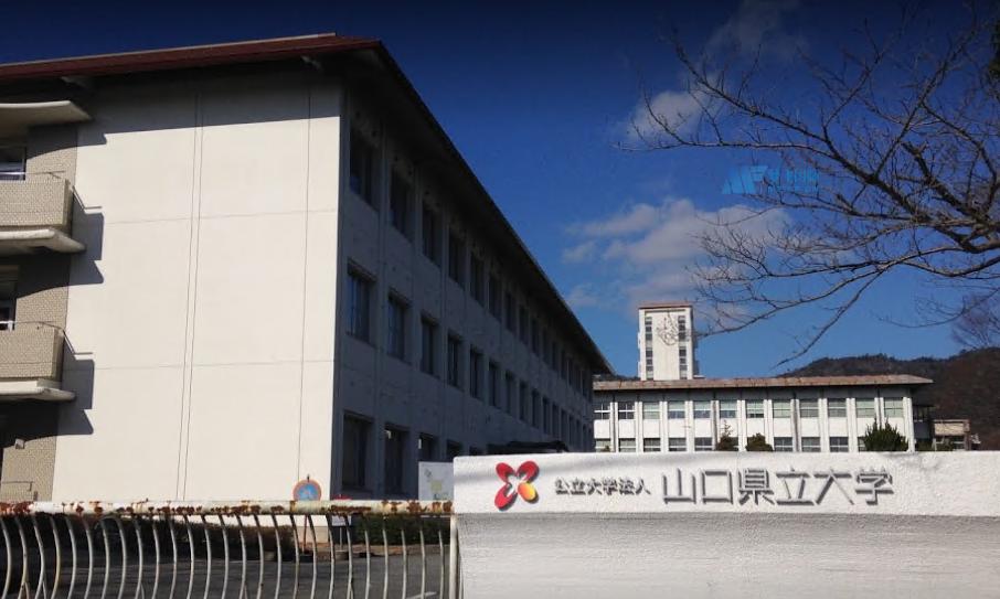 [日本院校] Yamaguchi County University  山口县立大学