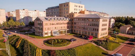 [拉脱维亚院校] Ventspils University College  文茨皮尔斯大学学院