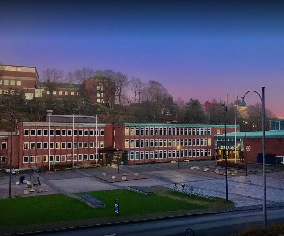 [瑞典院校] 查尔摩斯工学院 Chalmers University of Technology