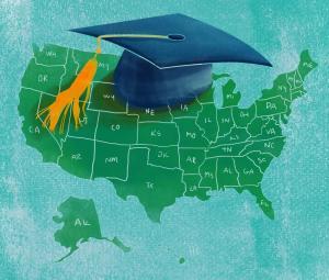 """疫情、签证、微信…赴美留学忐忑难安的中国学生,却正成为其他国家眼中的""""蛋糕""""?"""