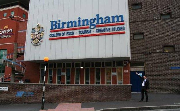 [英国院校]伯明翰大学学院 University College Birmingham