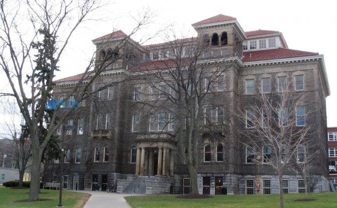 [美国院校]雪城大学 Syracuse University
