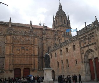 [西班牙院校] Universidad de Salamanca 萨拉曼卡大学