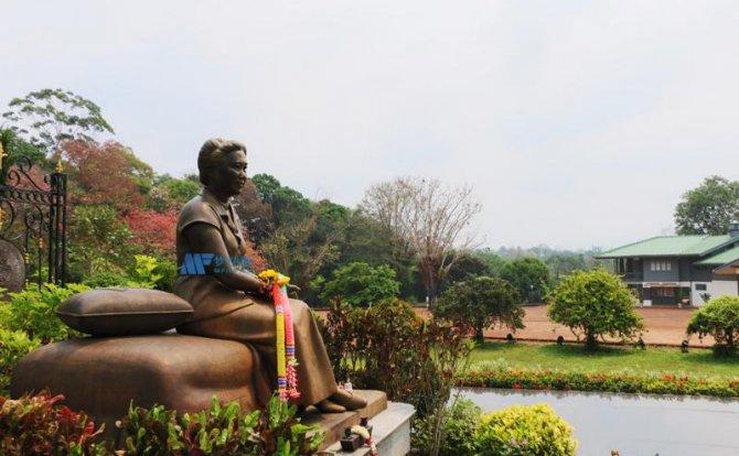 [泰国院校] Rambhai Barni Rajabhat University 兰帕潘尼皇家大学