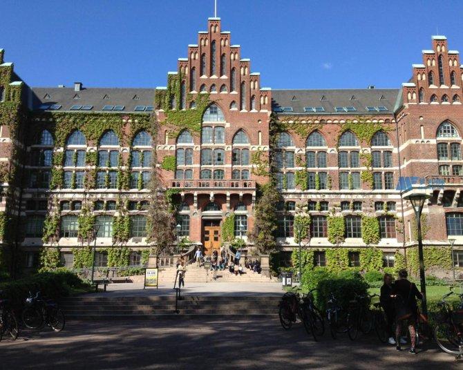 [瑞典院校] Dalarna Universtity College 达拉那大学学院