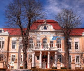 [罗马尼亚院校]  University of Lucien Braga, Siberia  锡比乌卢西恩·布拉加大学