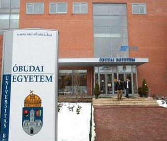 [匈牙利院校] University of AUBUDA 欧布达大学