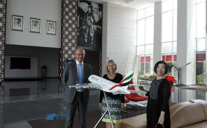 [阿联酋院校] Emirates Aviation University 阿联酋航空大学