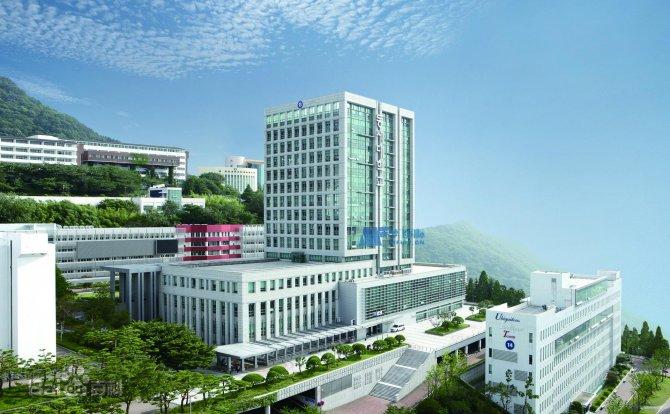 [韩国院校] Dongseo  University 东西大学