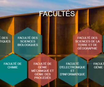 [阿尔及利亚] Université des sciences et de la technologie Houari Boumediène (USTHB)  科技大学Houari Boumedienne