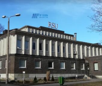 [拉脱维亚院校] Rīga Stradiņš University 里加斯特拉迪什大学