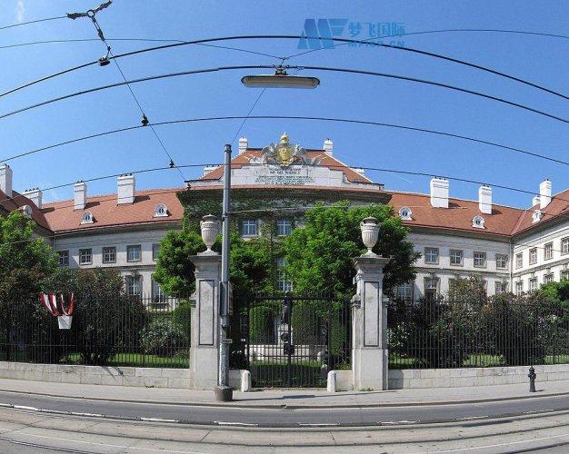 [奥地利院校] 维也纳医科大学 Medizinische Universität Wien
