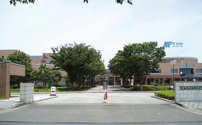 [日本院校]  Ibaraki Prefecture Medical University  茨城县立医疗大学