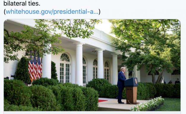 """美国叫停""""富布莱特项目"""",关上了一扇学术交流之门"""
