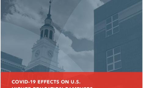 国际教育协会发布美国大学调查报告,大数据告诉你疫情如何影响留学生!